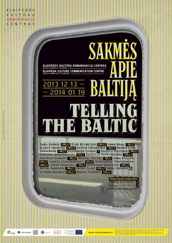 TTB klaipeda poster